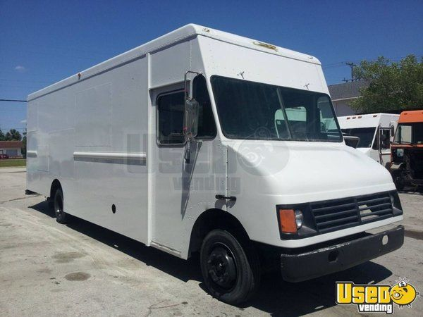 2002 International 1652 Step Van Truck for Conversion for Sale in Georgia!!!