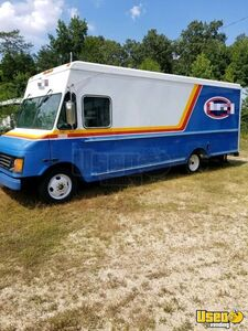 2004 Chevrolet Step Van Empty Truck for Conversion for Sale in Maryland!
