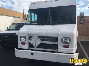 Ready for Conversion Empty Used 2001 Freightliner Cargo Step Van for Sale in Nevada!