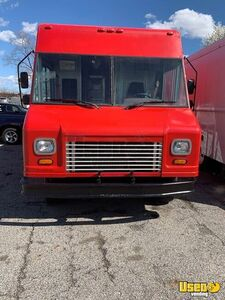 Empty Step Van Truck / Truck for Mobile Business Ready for Conversion for Sale in Ohio!!