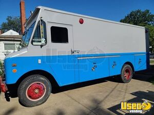 Ready to Convert GMC Grumman Workhorse Step Van/Mobile Business Truck for Sale in Ohio!
