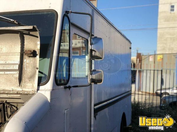Step Van Truck for Conversion for Sale in Pennsylvania!!!
