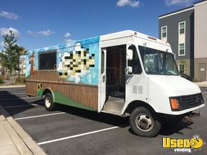 Ready to Convert Used Empty 1992 Chevy P30 25' Step Van for Sale in South Carolina!