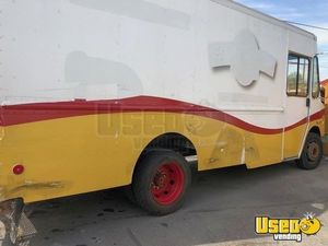 2006 Automatic GMC Step Van for Conversion for Sale in Utah!