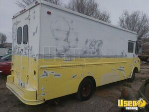 Ready to Transform Used 1982 Chevrolet P30 23' Empty Step Van for Sale in Utah!