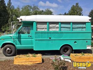 Ford Econoline Step Van Truck for Conversion for Sale in Washington!!!