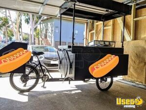 Street Food Concession Cart Food Cart California for Sale