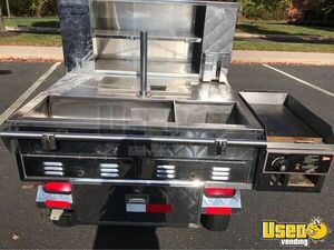 Street Food Concession Cart Food Cart Ice Bin Connecticut for Sale