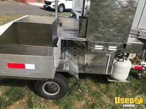 Street Food Concession Cart Food Cart Propane Tanks Connecticut for Sale