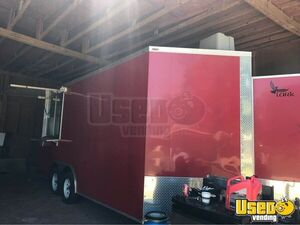 Street Food Concession Trailer Concession Trailer Air Conditioning Florida for Sale