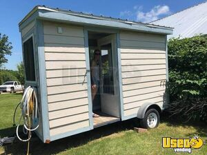 Street Food Concession Trailer Concession Trailer Concession Window Wisconsin for Sale