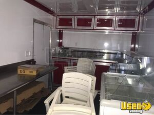 Street Food Concession Trailer Concession Trailer Exterior Customer Counter Florida for Sale