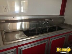 Street Food Concession Trailer Concession Trailer Exterior Lighting Florida for Sale
