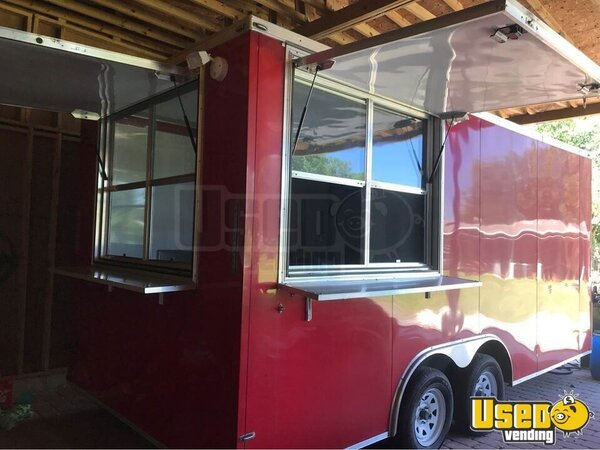 Street Food Concession Trailer Concession Trailer Florida for Sale