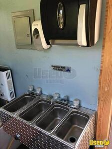 Street Food Concession Trailer Concession Trailer Hot Water Heater Wisconsin for Sale