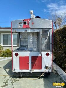 Street Food Concession Trailer Concession Trailer Prep Station Cooler California for Sale
