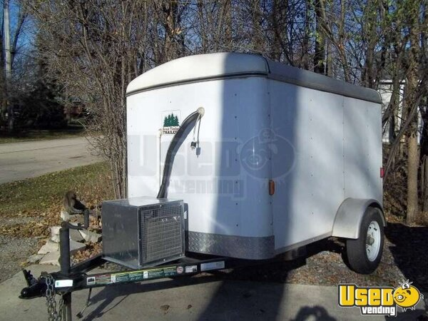 Trailer 2011/reefer 2012 Great Timber Trailer/heatcraft Reefer Unit Kitchen Food Trailer Wisconsin for Sale