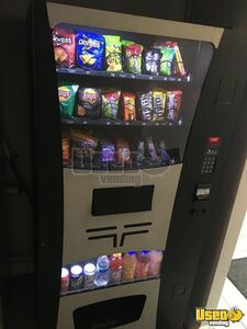 Used Wittern Futura Trimline II Electronic Snack & Soda Combo Vending Machine for Sale in California!