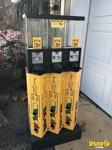 2008 Candy King Triple Head Bulk Vending Machines for Sale in Pennsylvania!
