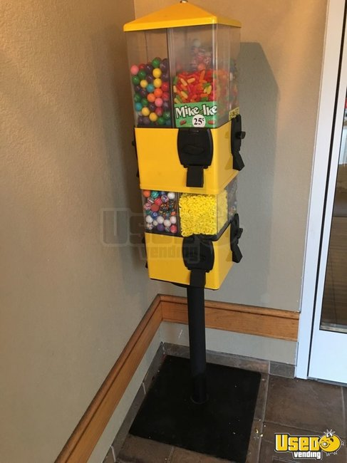U-turn Bulk Candy Machine Massachusetts for Sale