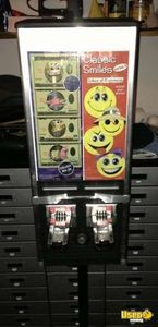 Used And New Northwestern, Beaver, Greenwald Candy / Capsule Rack Vending Machine 4 New York for Sale