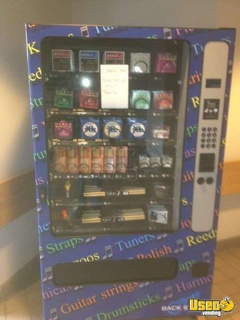 (3) - Vendnet HR40 Electronic Merchandiser Vending Machines!!!