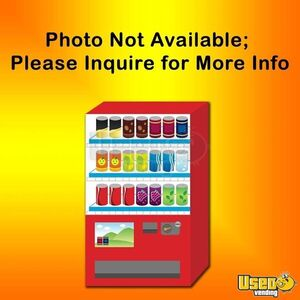 USI Selectivend 3573 Electrical Snack Vending Machine for Sale in Florida!