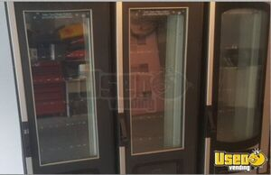 Wittern/USI FF2000 Electronic Frozen Food Vending Machines for Sale in Georgia!