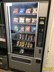 2011 USI / Wittern Vending Model 3014A Glassfront Snack Vending Machine for Sale in Massachusetts!
