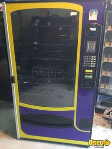 2010 USI / Wittern 3160 Glassfront Electronic Snack Vending Machine for Sale in North Carolina!