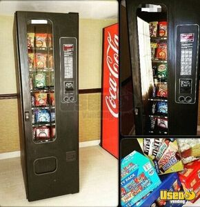Vendnet GF12 Snack Vending Machine for Sale in Virginia!!!