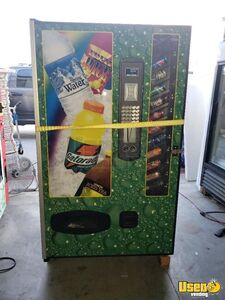 USI / Wittern BC12 Cold Drink Vending Machine Soda Vendor for Sale in California!