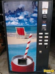 USI CD8 Electrical Soda Vending Machine for Sale in Florida!