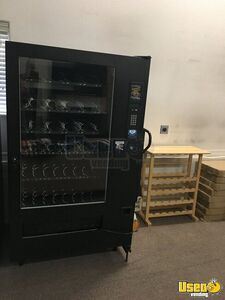 Used Crane / GPL Fusion Combo Refrigerated Vending Machine for Sale in Arizona!