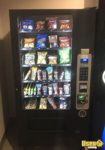 Wittern / USI Snack Vending Machine for Sale in California!