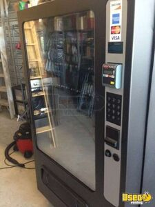 (2) - 2012 Wittern 3517 - VT 5000 Electronic Snack / Cold Food Vending Machines!