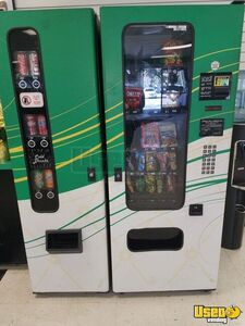 USI GF19 snack/CD6 Soda Combo Satellite Vending Machine for Sale in California!