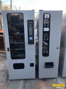 FSI / USI Combo Snack & Soda Satellite Vending Machine for Sale in California!