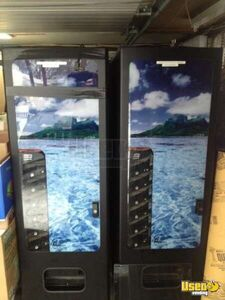 (4) - Avanti Seabreeze SB-15/6 Electronic Snack & Soda Vending Machines!!!