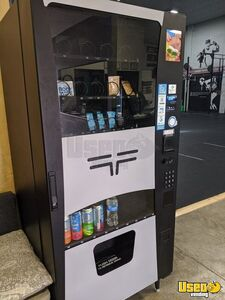 Wittern Futura 3589 Electronic Combo Snack & Soda Vending Machines for Sale in Ohio!