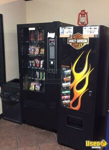 USI / Wittern Satellite Combo Snack & Drink Vending Machine for Sale in Ohio!!!