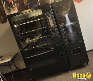 USI Wittern Vendnet Satellite Combo Snack & Soda Vending Machine for Sale in Pennsylvania!