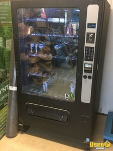2012 USI WS4000 Used Refrigerated Combo Vending Machine for Sale in Texas!!!
