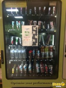 2012 Wittern 3517 Glassfront Electronic Snack / Cold Food Vending Machine for Sale in Texas!