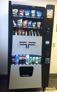2017 Used Wittern Futura Combo Snack Soda Vending Machines for Sale in Texas!
