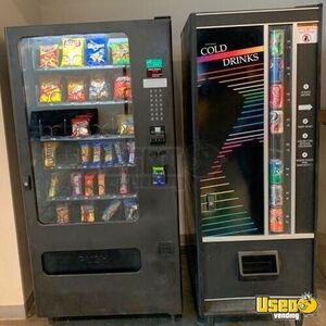 Wittern USI 3082  Satellite Combo Snack & Soda Vending Machine for Sale in Utah!!!