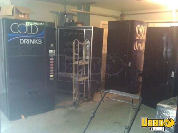 Varies 501, 600, Ap4000, Anteres Dixie Narco Soda Machine Michigan for Sale