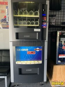 2016 RS-800/850 Snack & Soda Combo 1-800-Vending  Machine  for Sale in California!