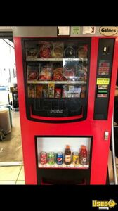 2006 Gaines VM 750 Electrical Combo Snack & Soda Vending Machines for Sale in Florida!