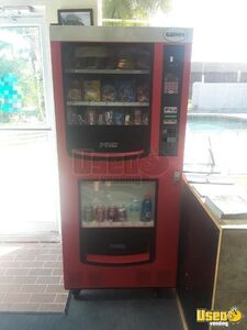 Gaines VM-750 Electronic Combo Vending Machines for Sale in Florida!